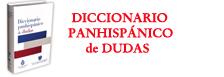 dicc. panhispanico