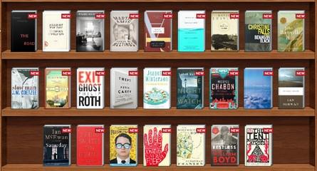 Novetats novel·la anglesa