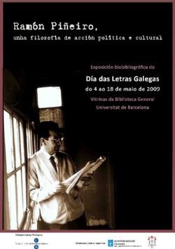 Dias das Letras Galegas 2009: Ramón Piñeiro