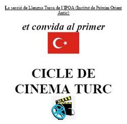 I Cicle de cinema turc