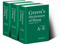 Green's dictionary of slang