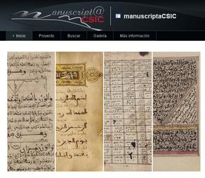 Manuscripta CSIC