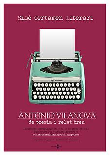 VI certamen Antonio Vilanova