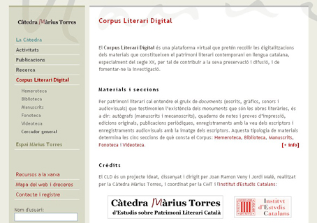 Corpus literari digital