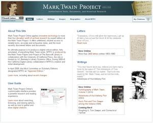 Mark Twain Project
