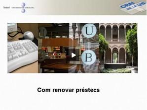 Com renovar - vídeo