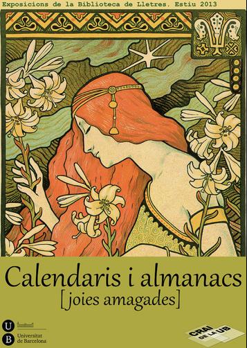 Cartell_Calendaris i almanacs