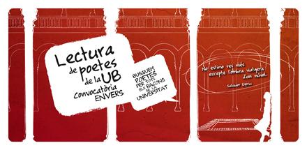 bàner (lectura poemes Envers 2013) [UB]