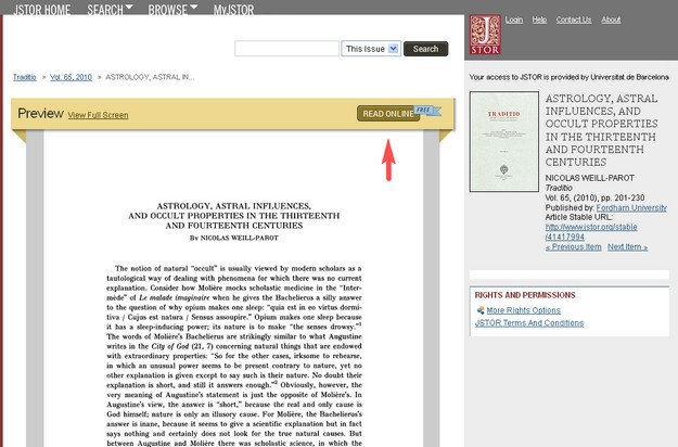 R&R by JSTOR