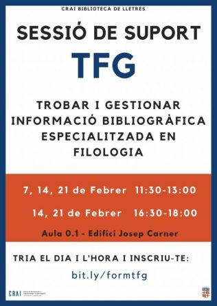 Formació TFG